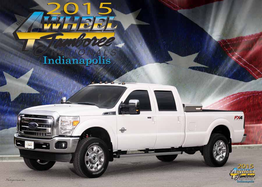 4-Wheel Jamboree Nationals – Indianapolis, IN September 18-20