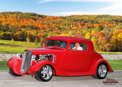 Cruisin Iroquois Park – Louisville, Ky September 26-27