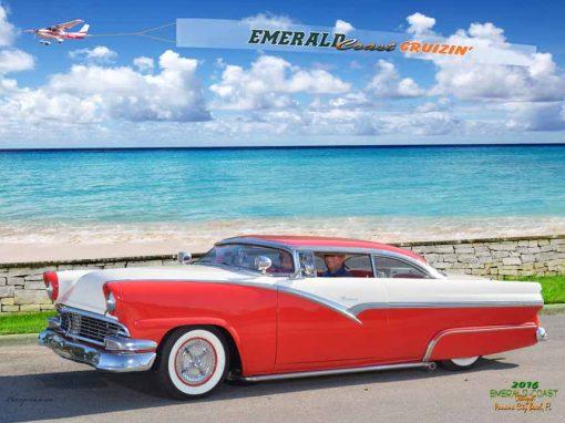 2016 Emerald Coast Cruizin – Panama Beach,FL November 11-12