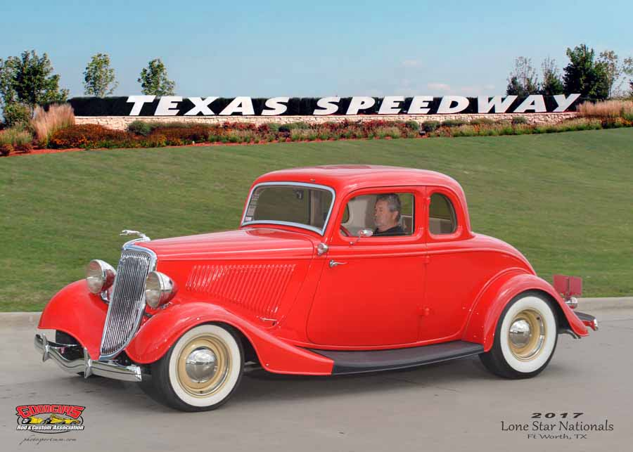 2017 Goodguys Lone Star Nationals – Ft Worth, TX March 17-19 2017