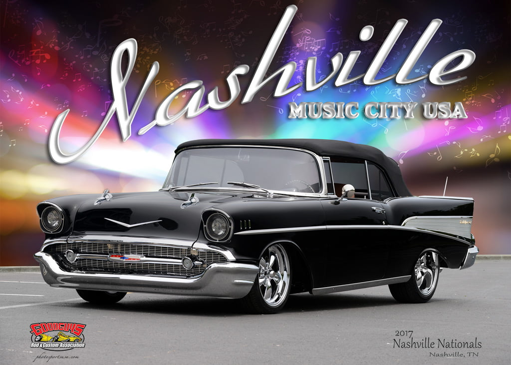 2017 Goodguys Nashville Nationals – Nashville TN May 19-21