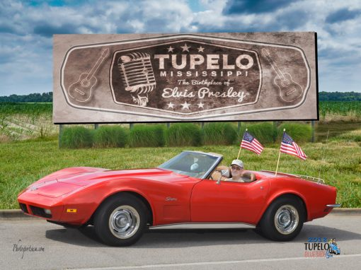 2018 Blue Suede Cruise Tupelo MS