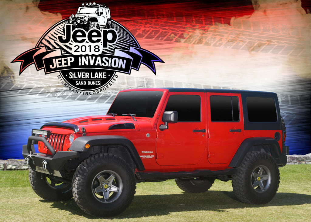 2018 Jeep Invasion Mears MI